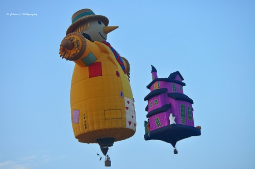 Hot Air Balloons -4