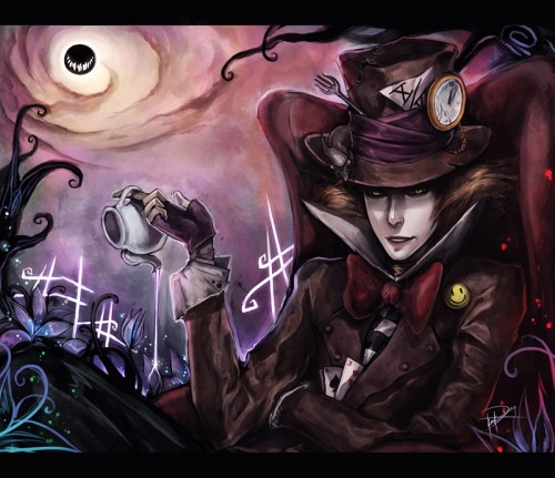 Alice In Wonderland Hatter