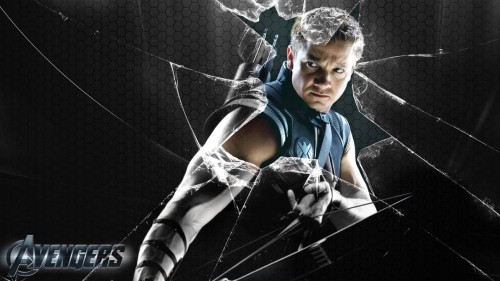 Avengers Hawkeye Wallpaper 1080p