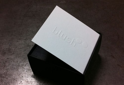 Boxed Business Cards