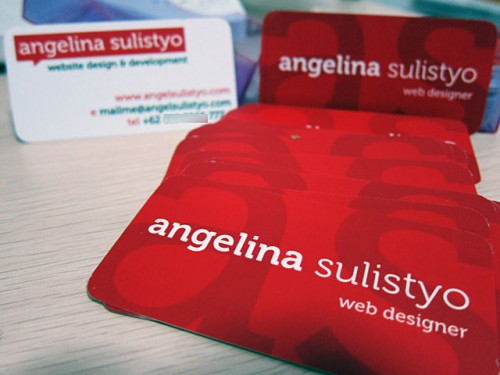 Business Card by Angels