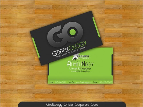Business Card by Xtr Design
