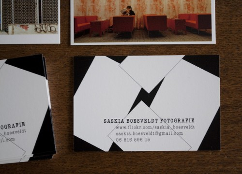 Business card design mini portfolio