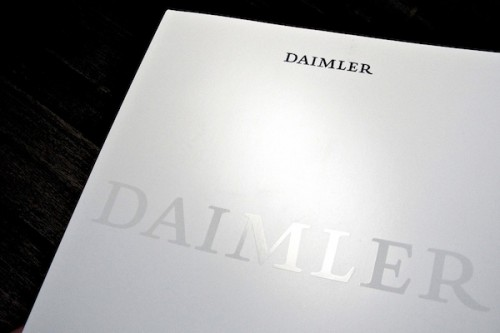 Daimler AG Annual Report