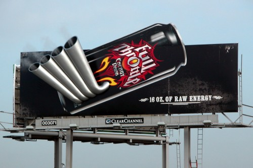 Full Throttle Billboard