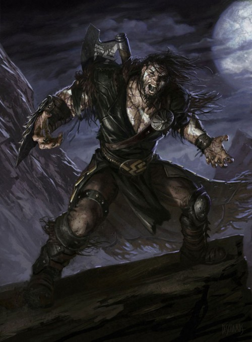 Garruk, the Veil Cursed