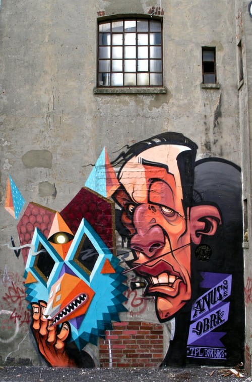 Graffiti Artwork Examples
