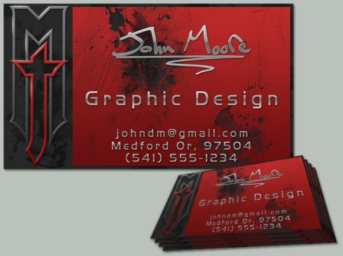 JM Business Card