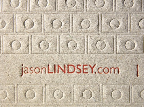 Jason Lindsey Business Card CU