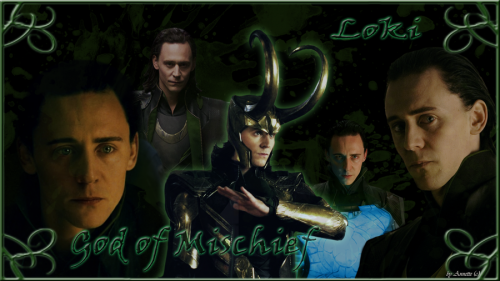 Loki wallpaper by Lady-Alexia-1993