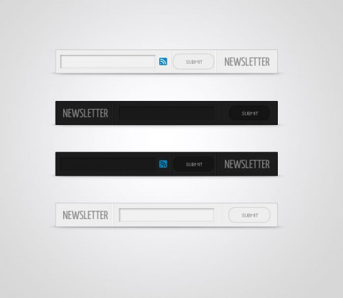 Newsletter Sign-up Form