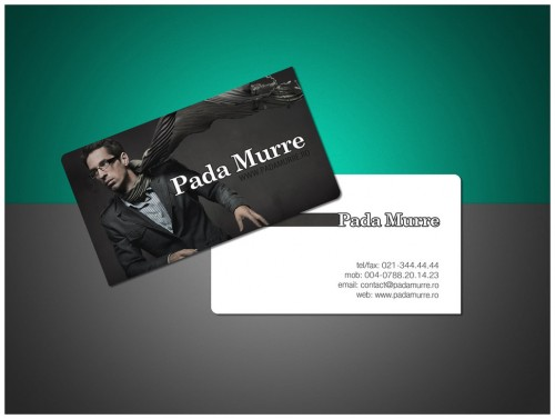 PadaMurre business card