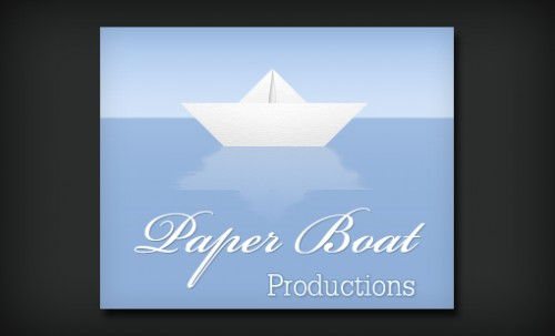 Paper Boat by lvcoded