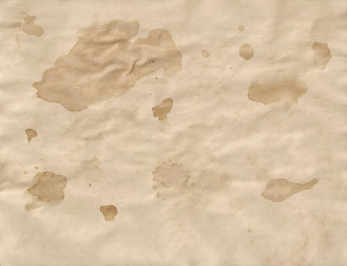 Paper Texture - Tea Stained