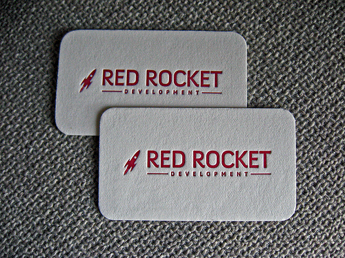 Red Rocket Cards