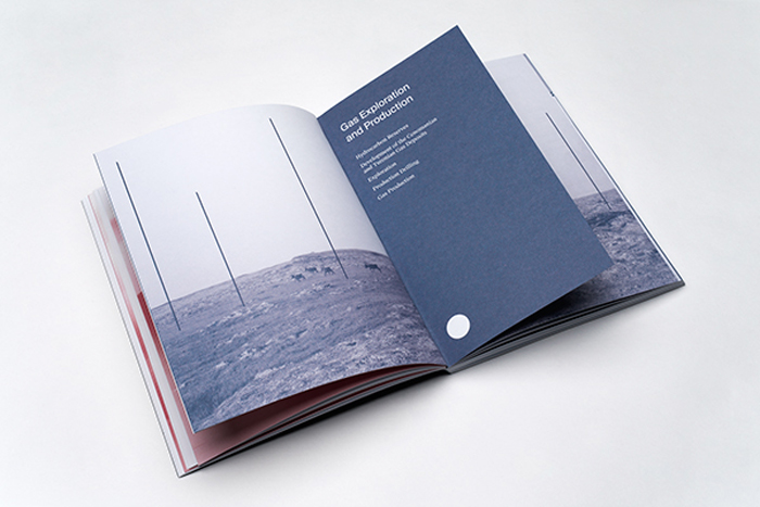 annual report design ideas