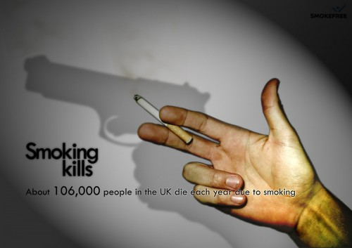 Smoking Kills by Daryl Brunsden