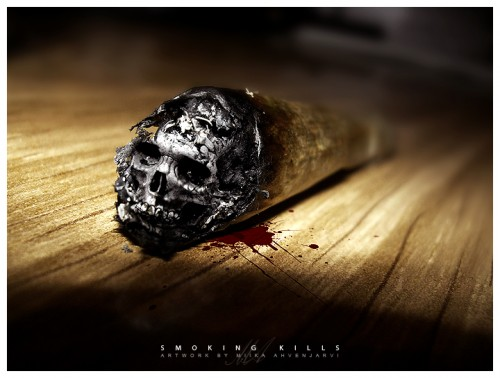 Smoking kills by Uribaani - anti smoking ads