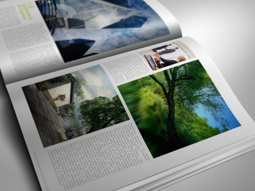 Sustainable Annual Report Design