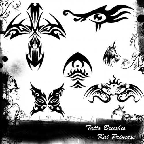 Tattoo Brushes