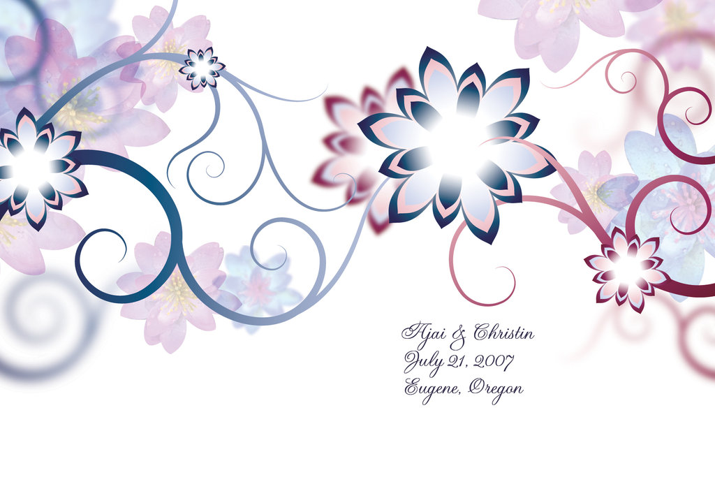 Wedding reminder card