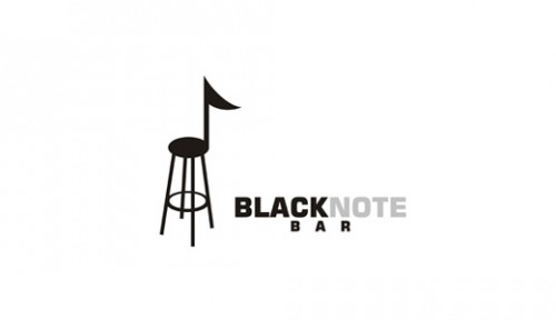 Black Note Bar
