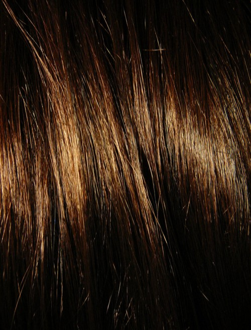 Brown Hair Texture Stock