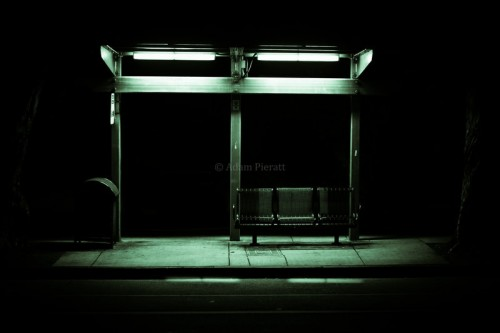 Bus Stop by Adam Pieratt