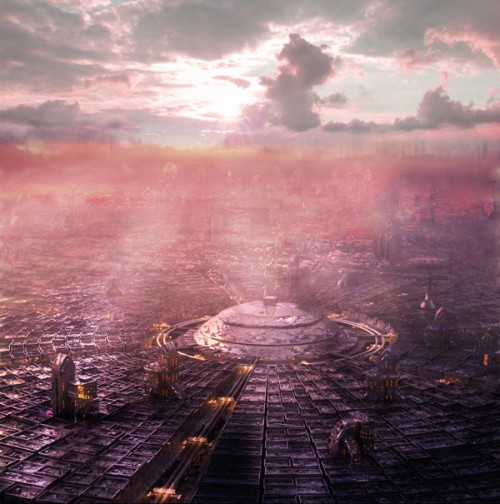 Create an Awesome 3D Future City
