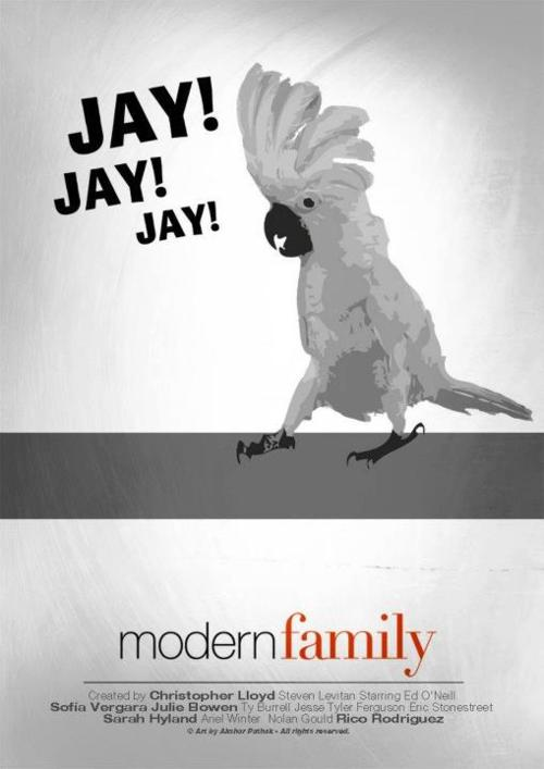 Modern Family by Akshar Pathak