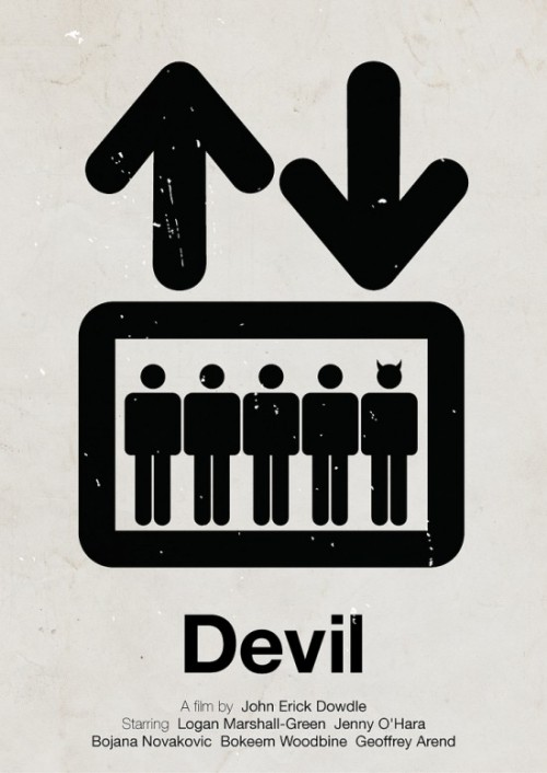 Pictogram Movie Posters