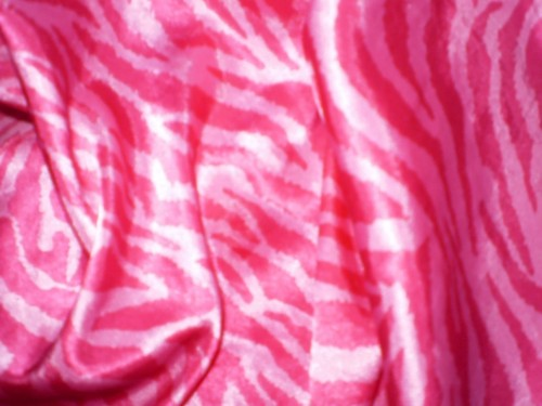 Pink Tiger Silk Stock By PVS