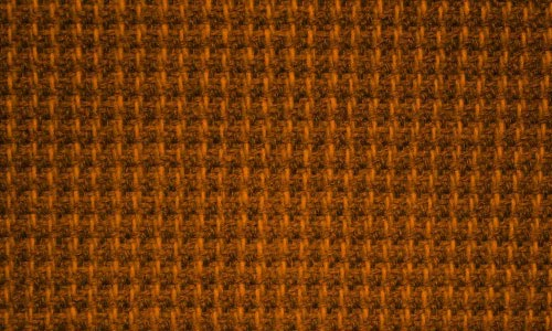Rust Orange Upholstery Fabric Texture