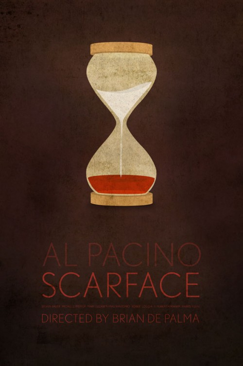 Scarface Tribute Print