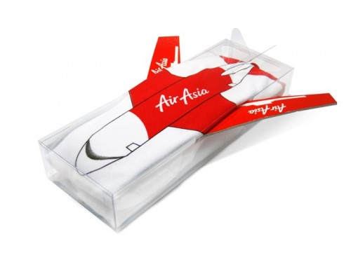 Sod Air Asia T-Shirt Packaging