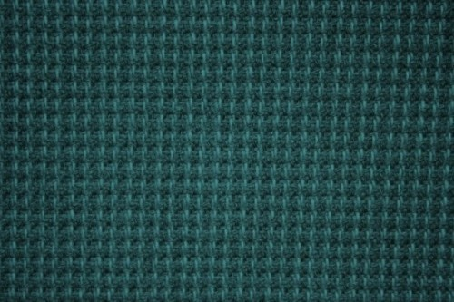 Teal Upholstery Fabric Texture