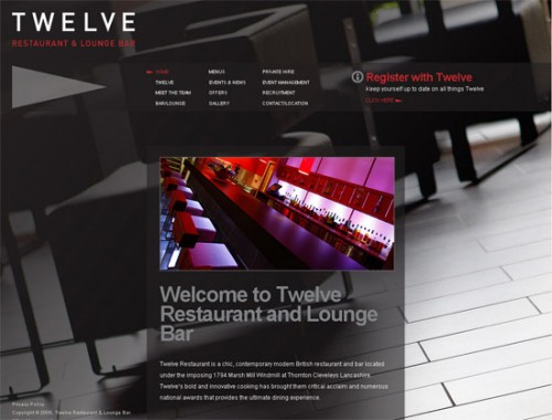 Twelve Restaurant & Lounge Bar