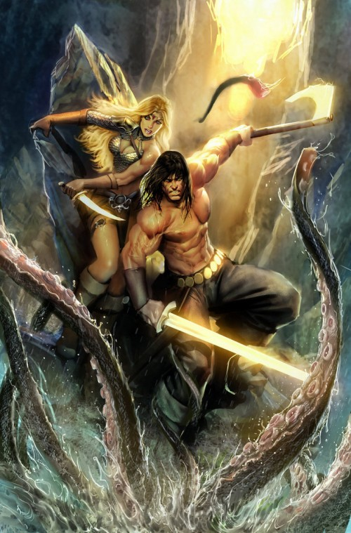 conan road of kings 2 cover