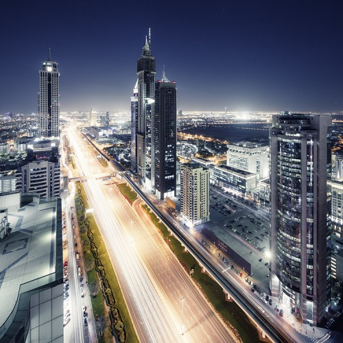 dubai lightstream