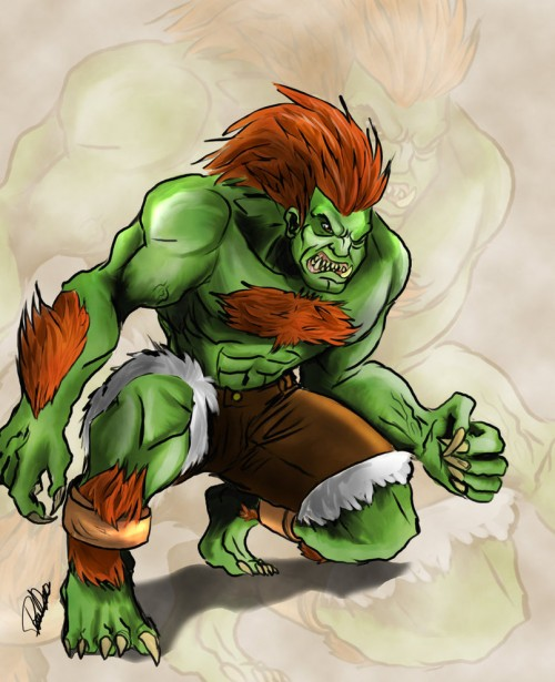 Blanka by Bittergeuse