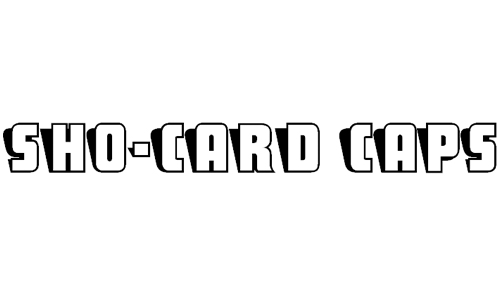 Sho-Card-Caps