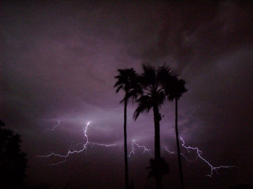 Photography of Lightning 11