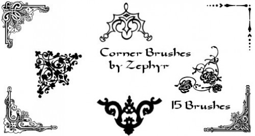 15 Cool PS Corner Brushes
