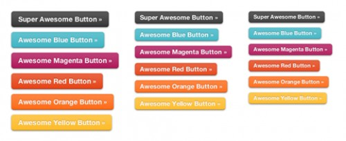 Super Buttons with CSS3 and RGBA