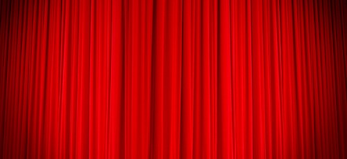 Free Curtain Background PSD File