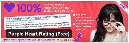Purple Heart Rating
