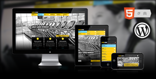 Olimpia - Fullscreen WP Fitness Center Theme