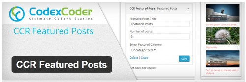 CCR Featured Posts