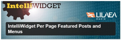 IntelliWidget Per Page Featured Posts and Menus