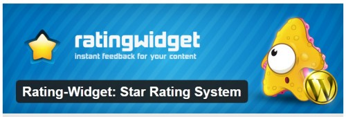 Rating-Widget: Star Rating System